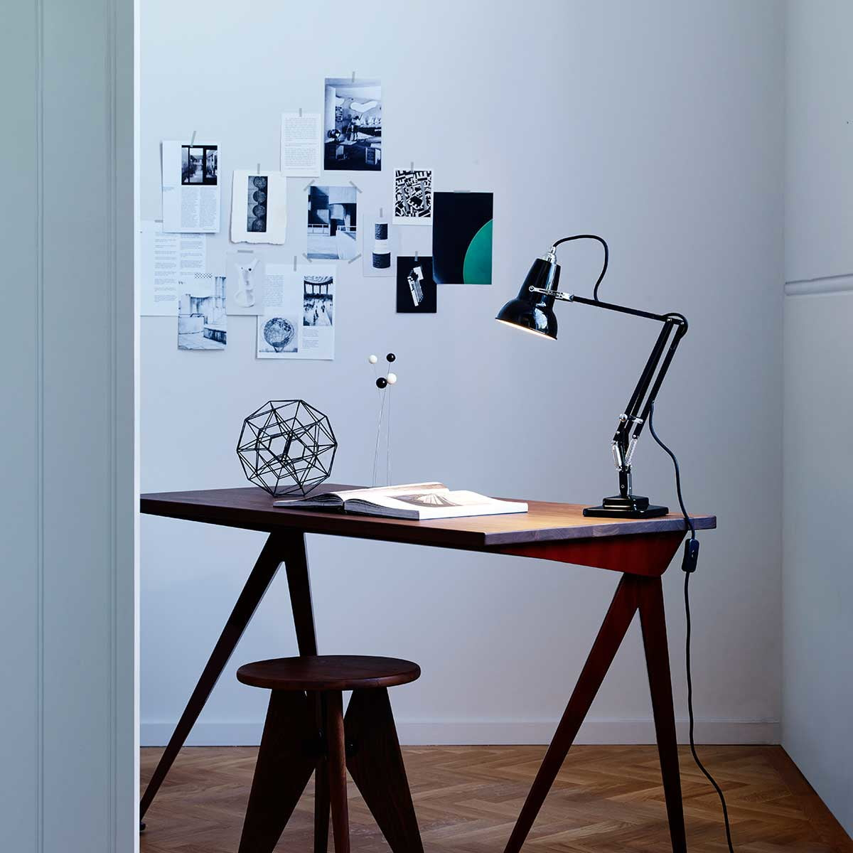 Type 1227 Table Lamp By Anglepoise