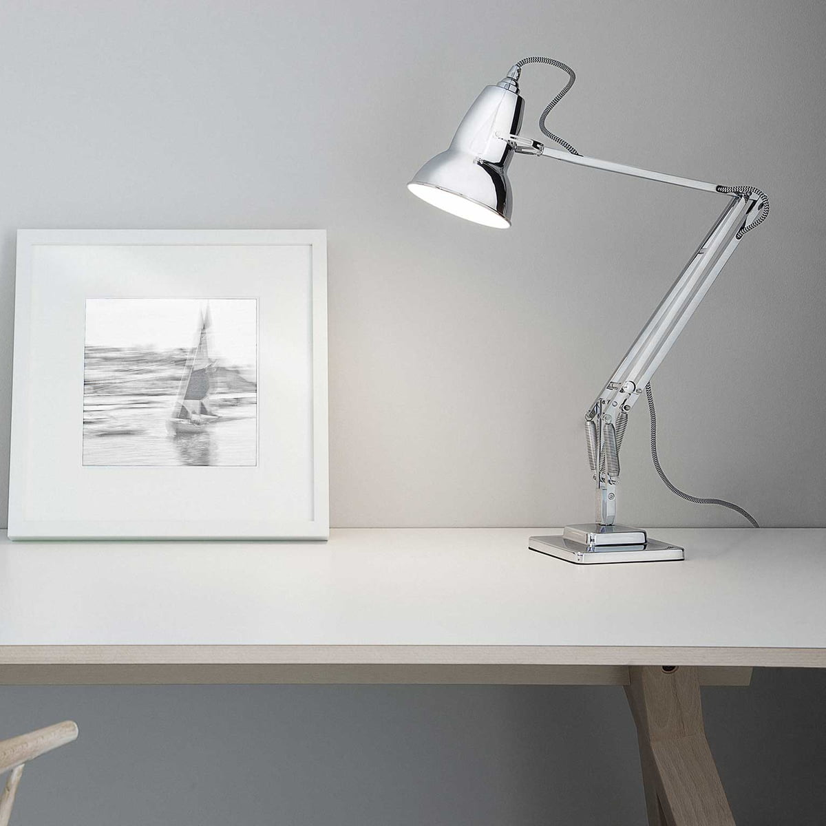 Original 1227 desk lamp by anglepoise mozeypictures