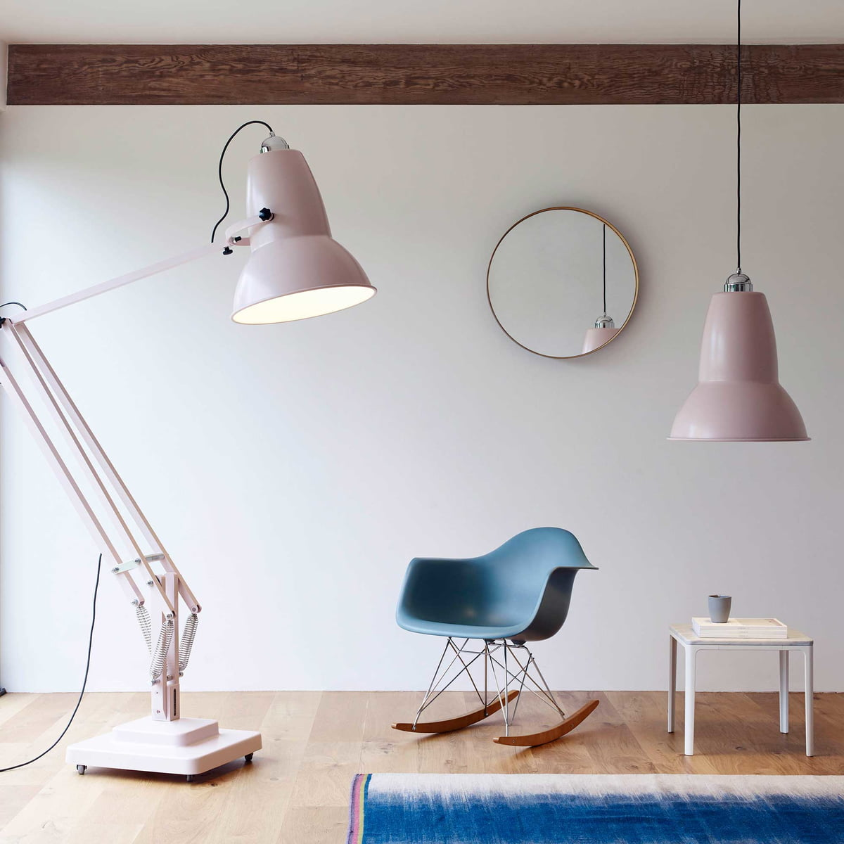 1227 Floor Lamp by Anglepoise