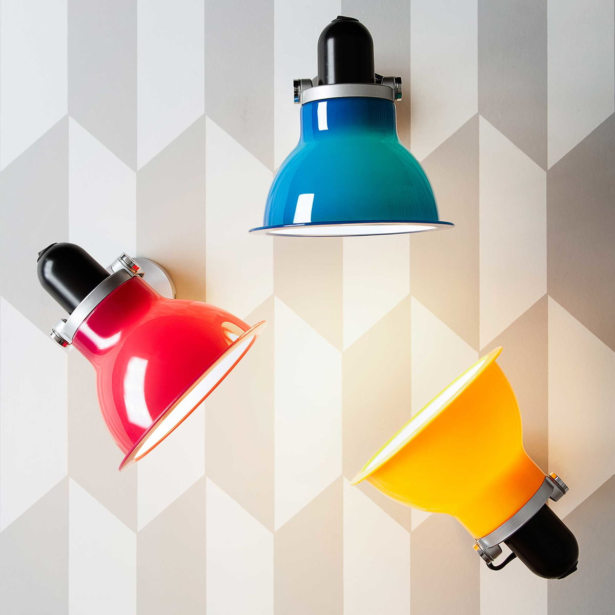 Type 1228 wall lamp by anglepoise anglepoise type 1228 wall lamp mozeypictures Image collections