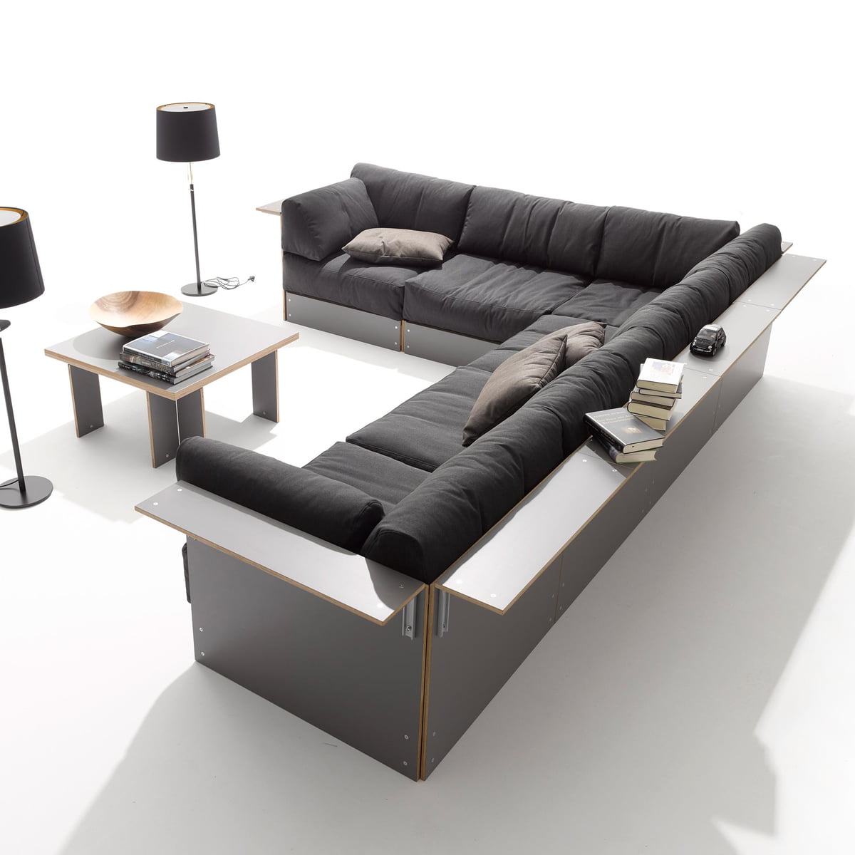 sofabank elements by m ller m belwerkst tten. Black Bedroom Furniture Sets. Home Design Ideas