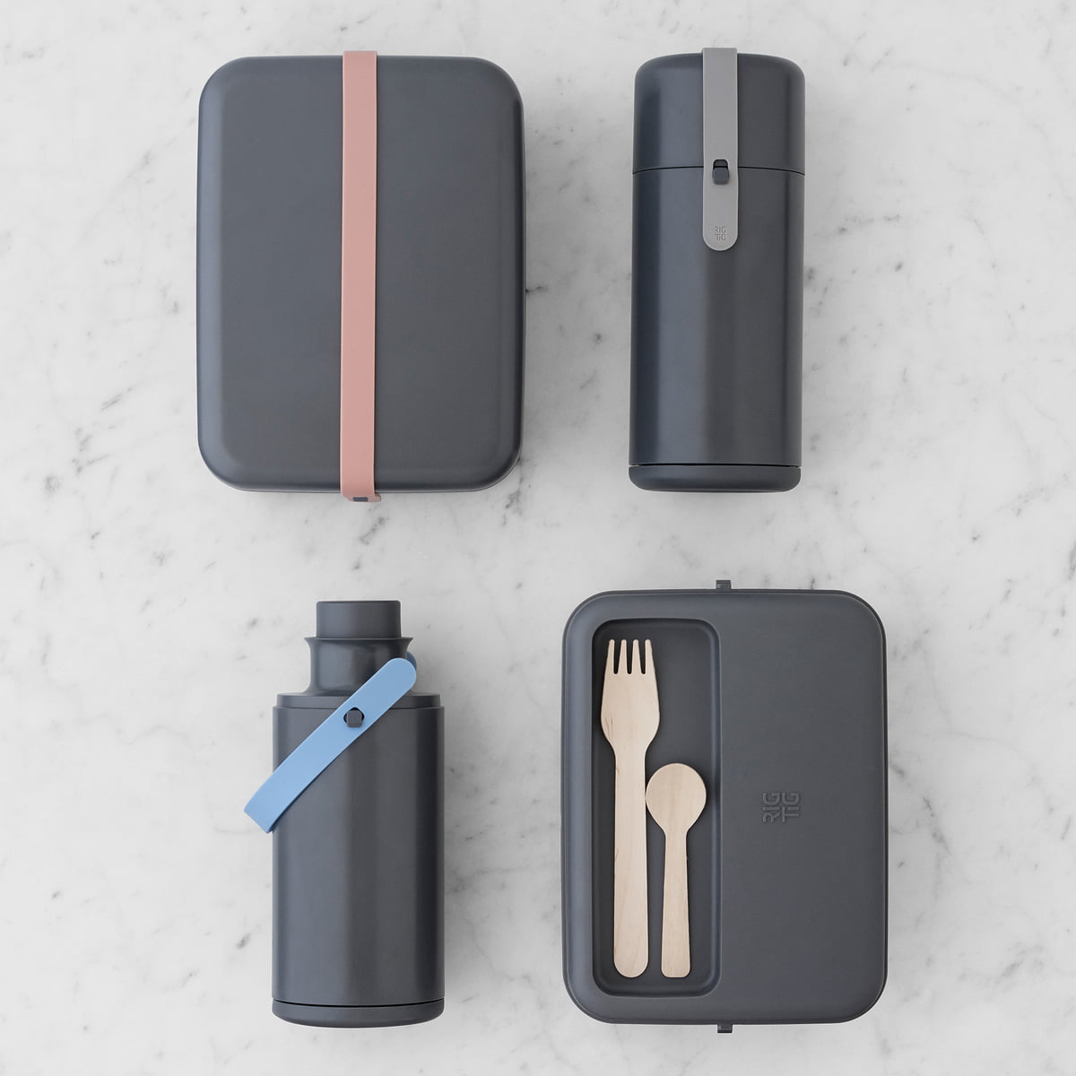 rig tig by stelton keep it cool lunchbox. Black Bedroom Furniture Sets. Home Design Ideas