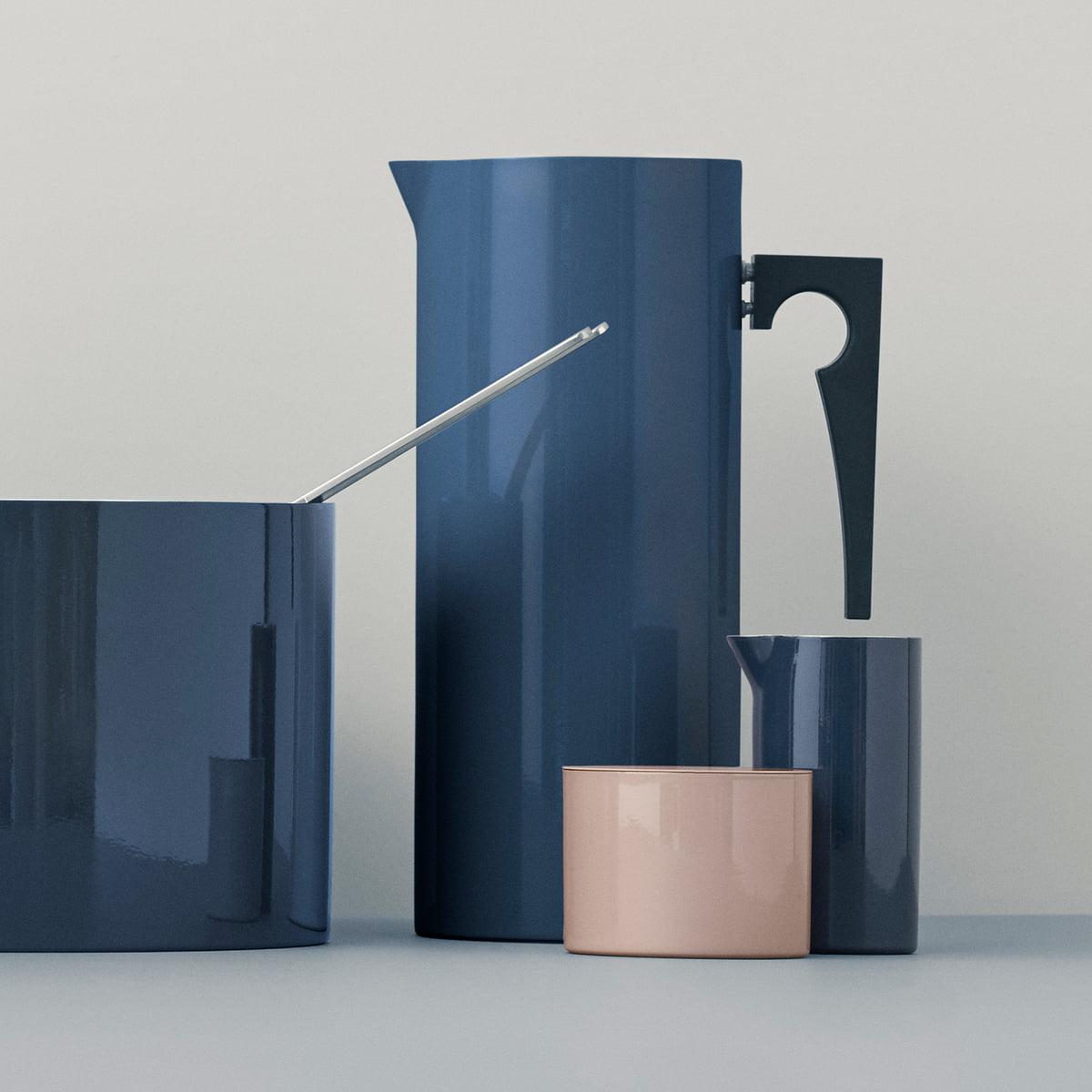 stelton cylinda line creamer by arne jacobsen. Black Bedroom Furniture Sets. Home Design Ideas