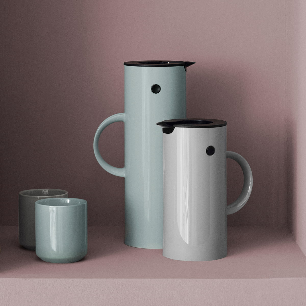 vacuum jug em 77 trend colours by stelton. Black Bedroom Furniture Sets. Home Design Ideas
