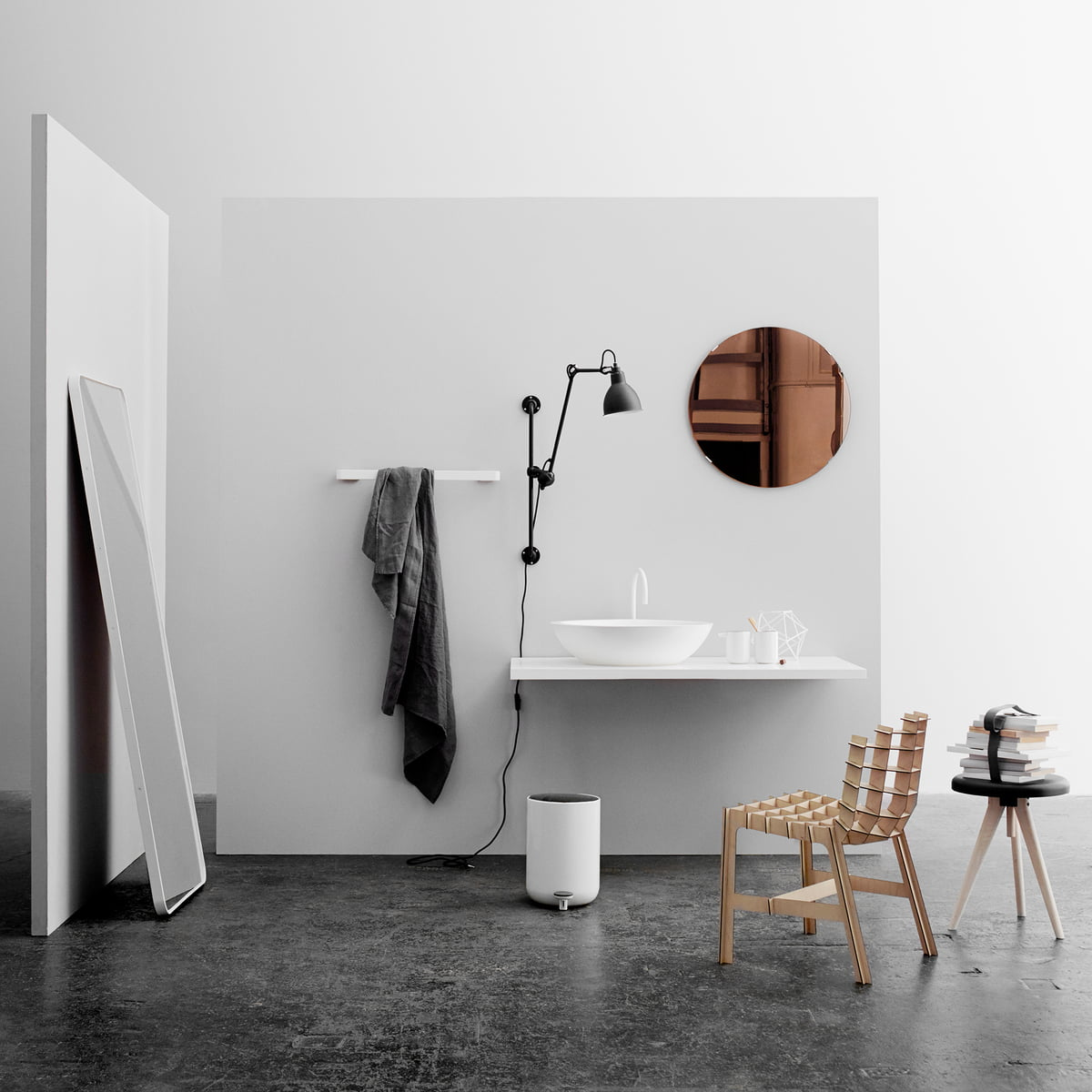 Norm Floor Mirror by Menu | Connox Shop