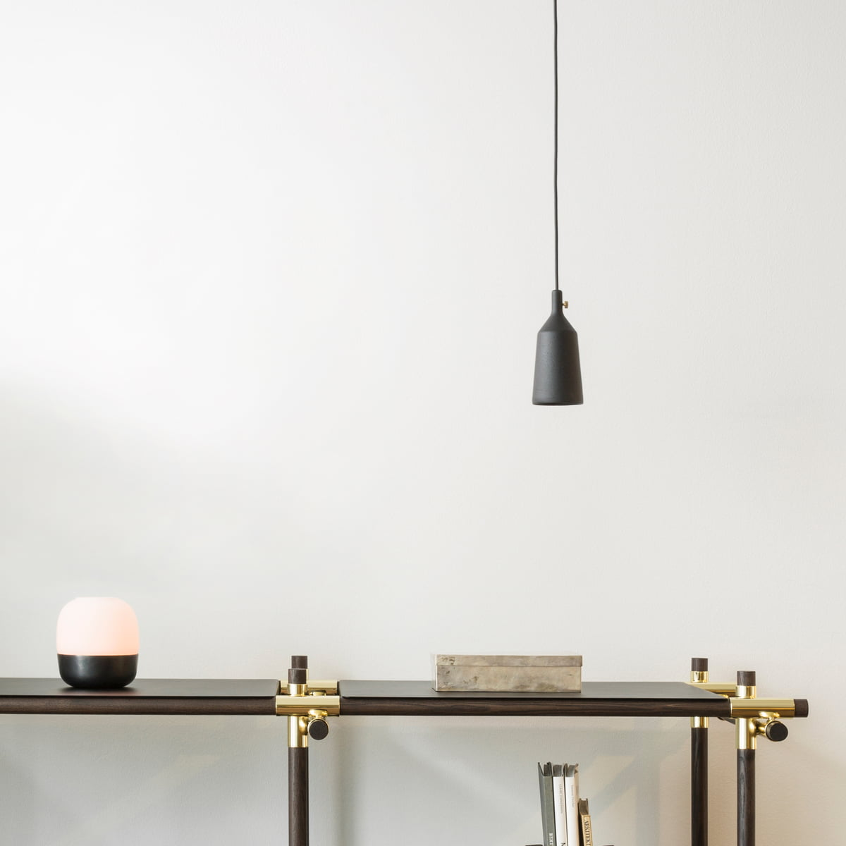 Cast Pendant Lamp By Menu Connox Shop - Individual pendant lights