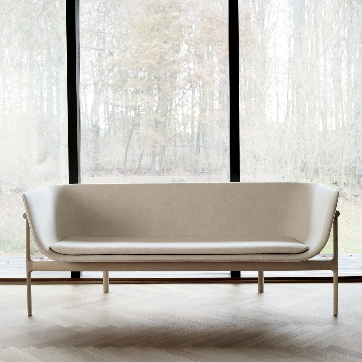 Lounge Designer Furniture: Tailor Lounge Sofa By Menu