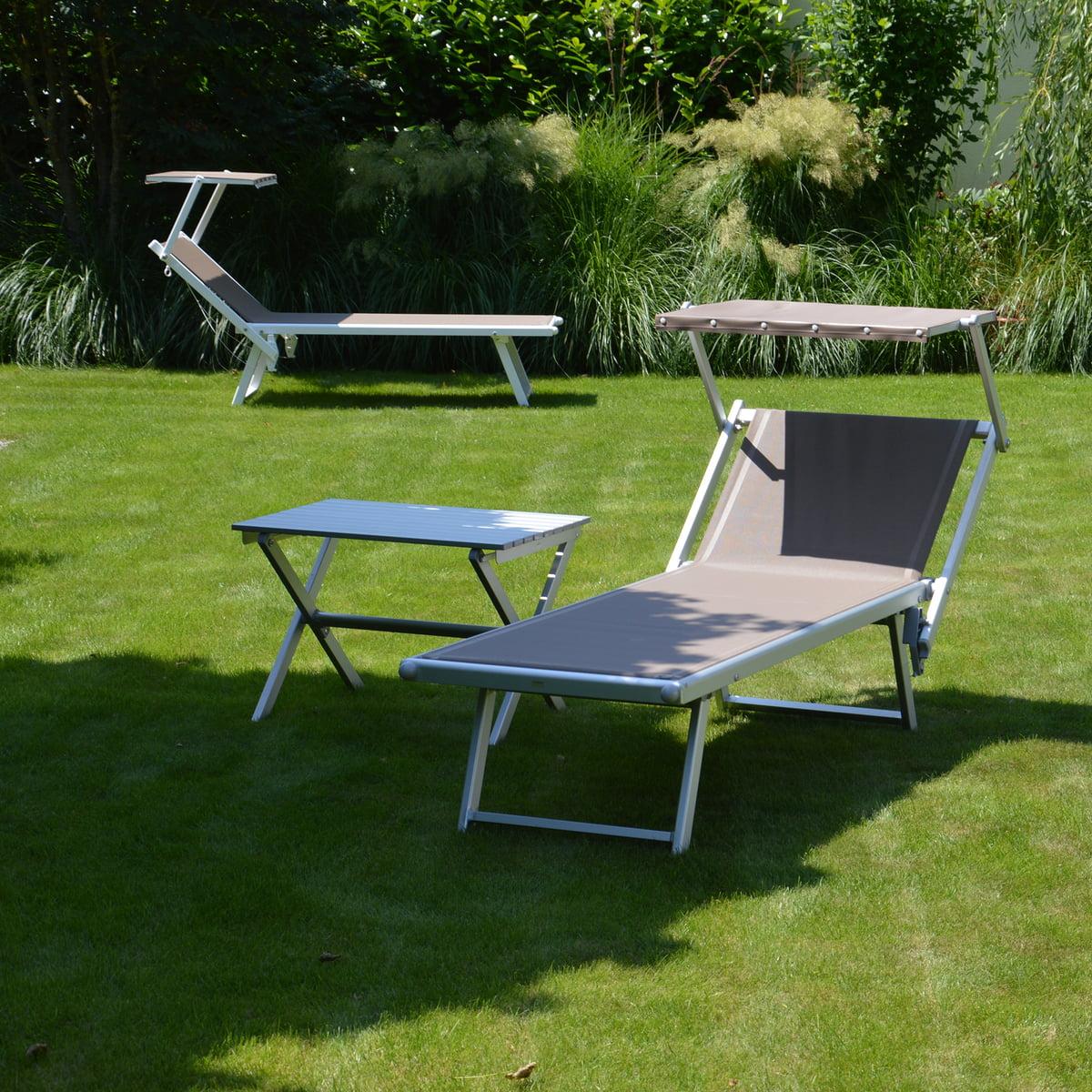 rimini classic deck chair by jan kurtz. Black Bedroom Furniture Sets. Home Design Ideas