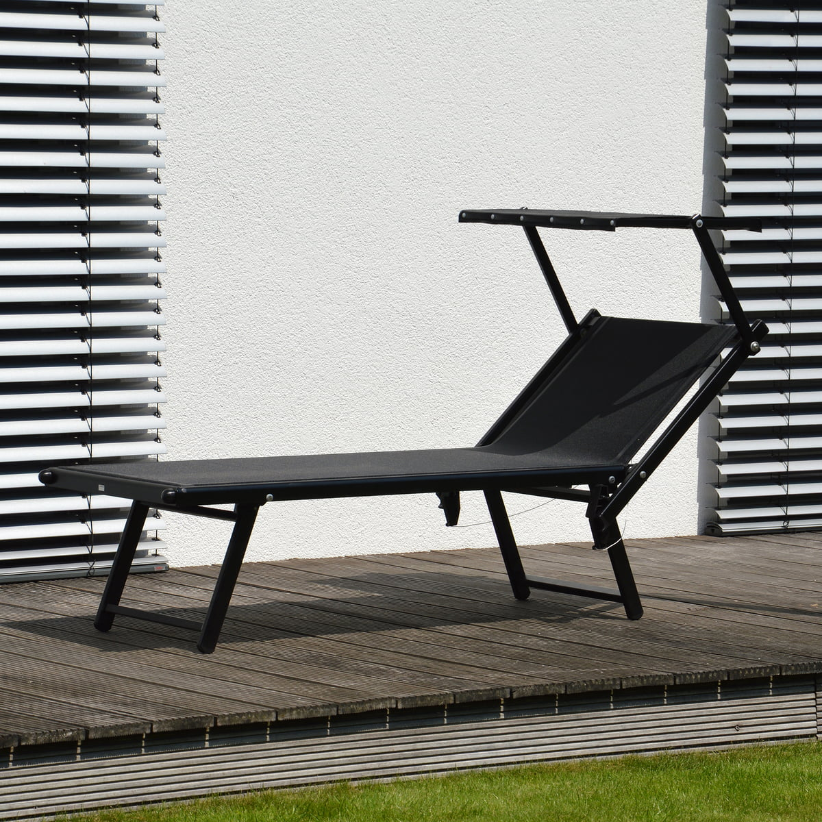Lovely Rimini Classic Deck Chair By Jan Kurtz