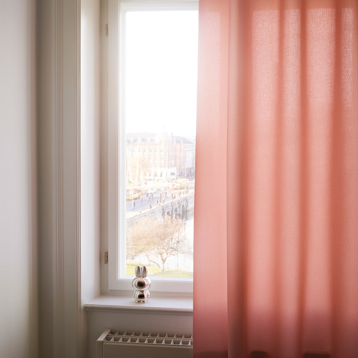 Ready Made Curtain X Cm By Kvadrat - Ready made curtains red
