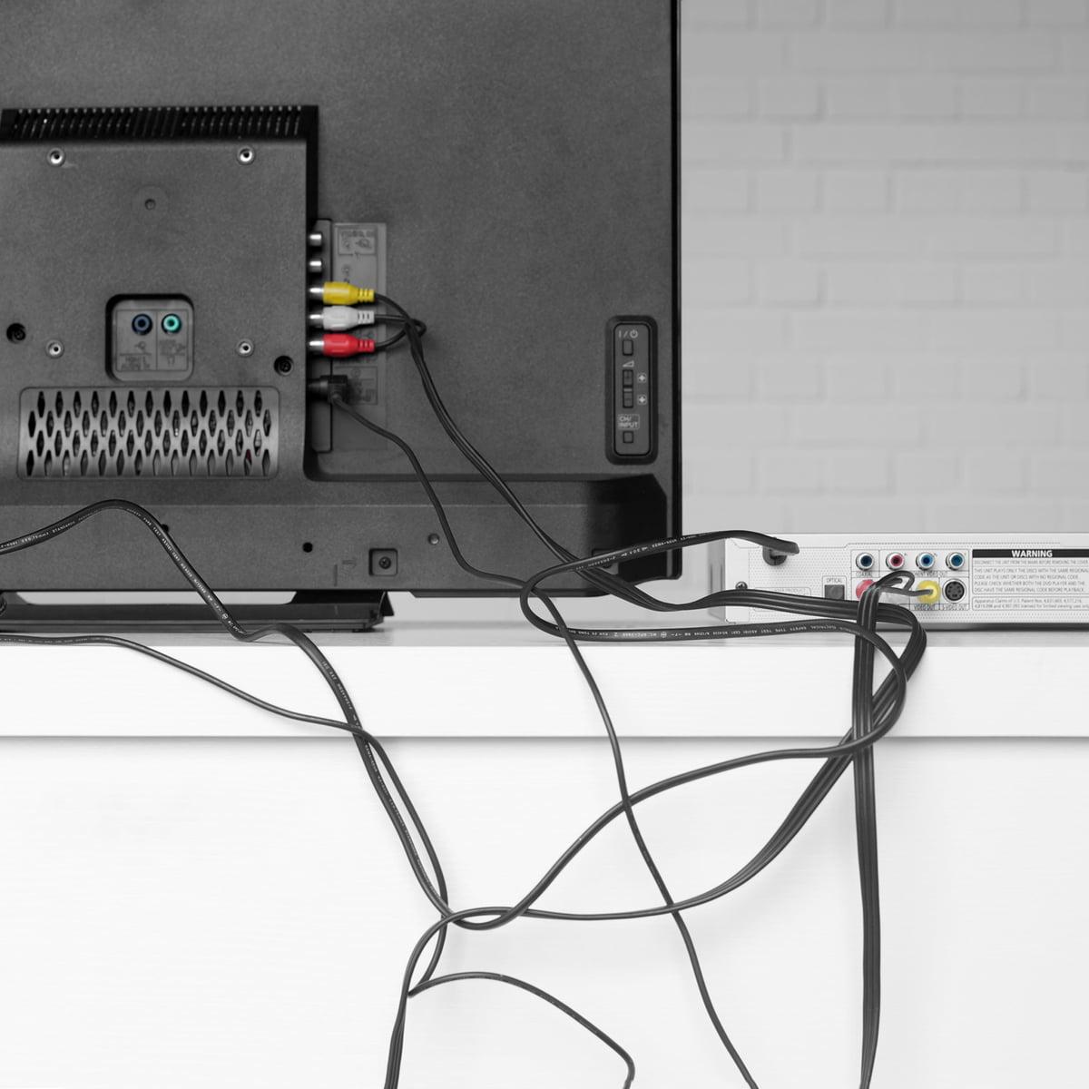 Gemütlich Kabel Kabel Management Zeitgenössisch - Elektrische ...