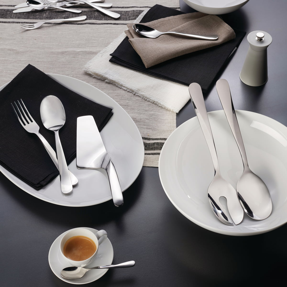 Giro cutlery set by alessi connox shop for Alessi shop