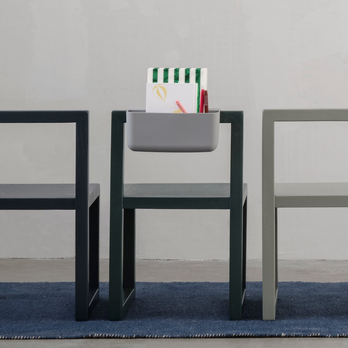 Little Architect Pocket with Chair by ferm Living & Buy Little Architect Chair by ferm Living