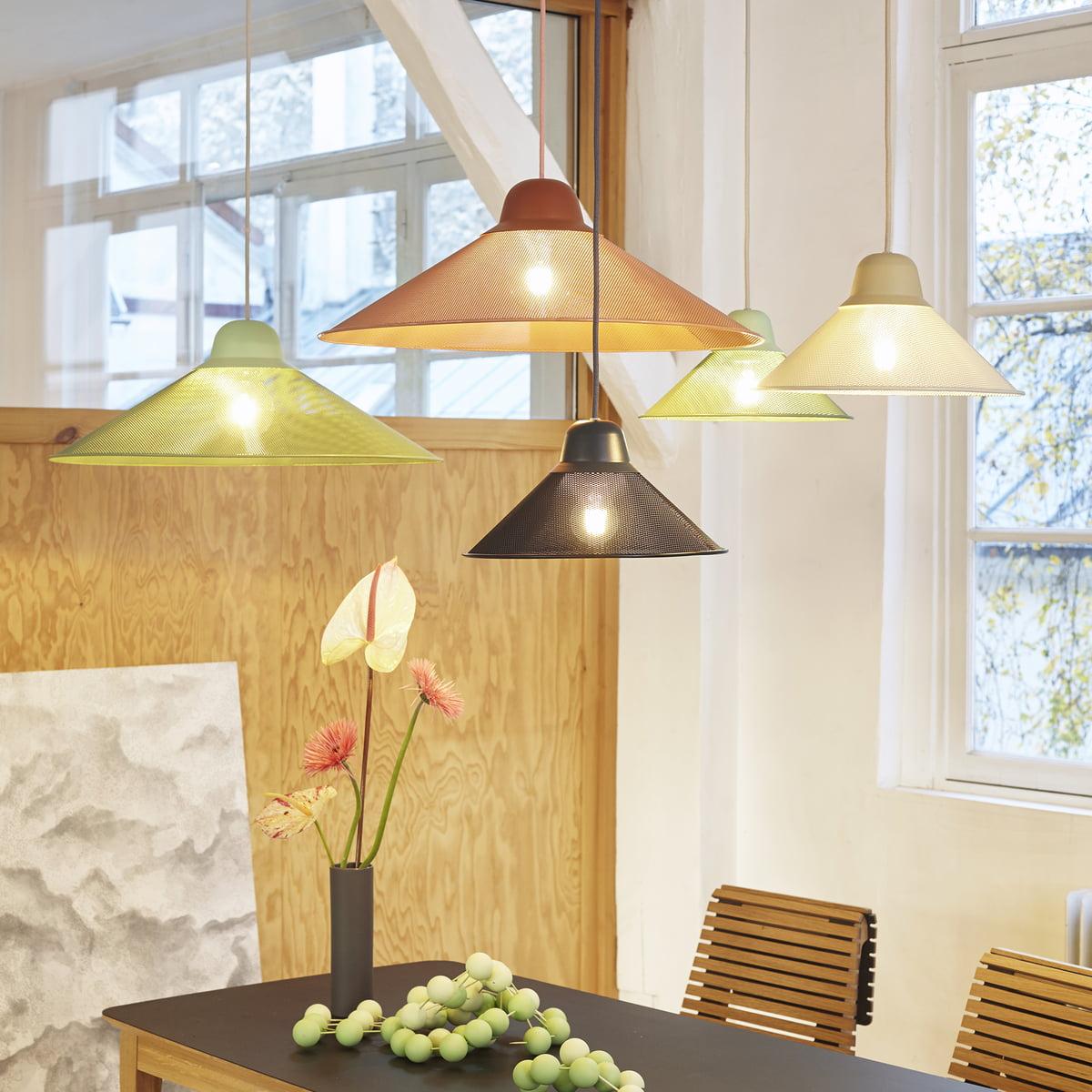 Merveilleux Aura Pendant Lamps By Petite Friture