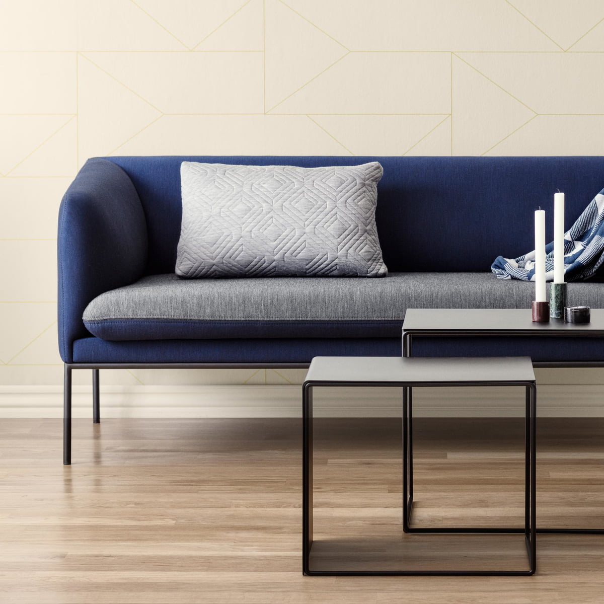 Turn Sofa (2 Seater) by ferm Living | Connox