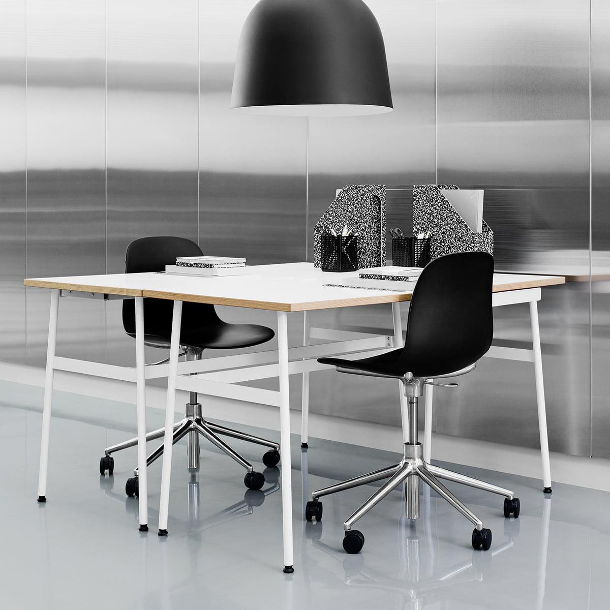 Form Swivel Office Chair By Normann Copenhagen