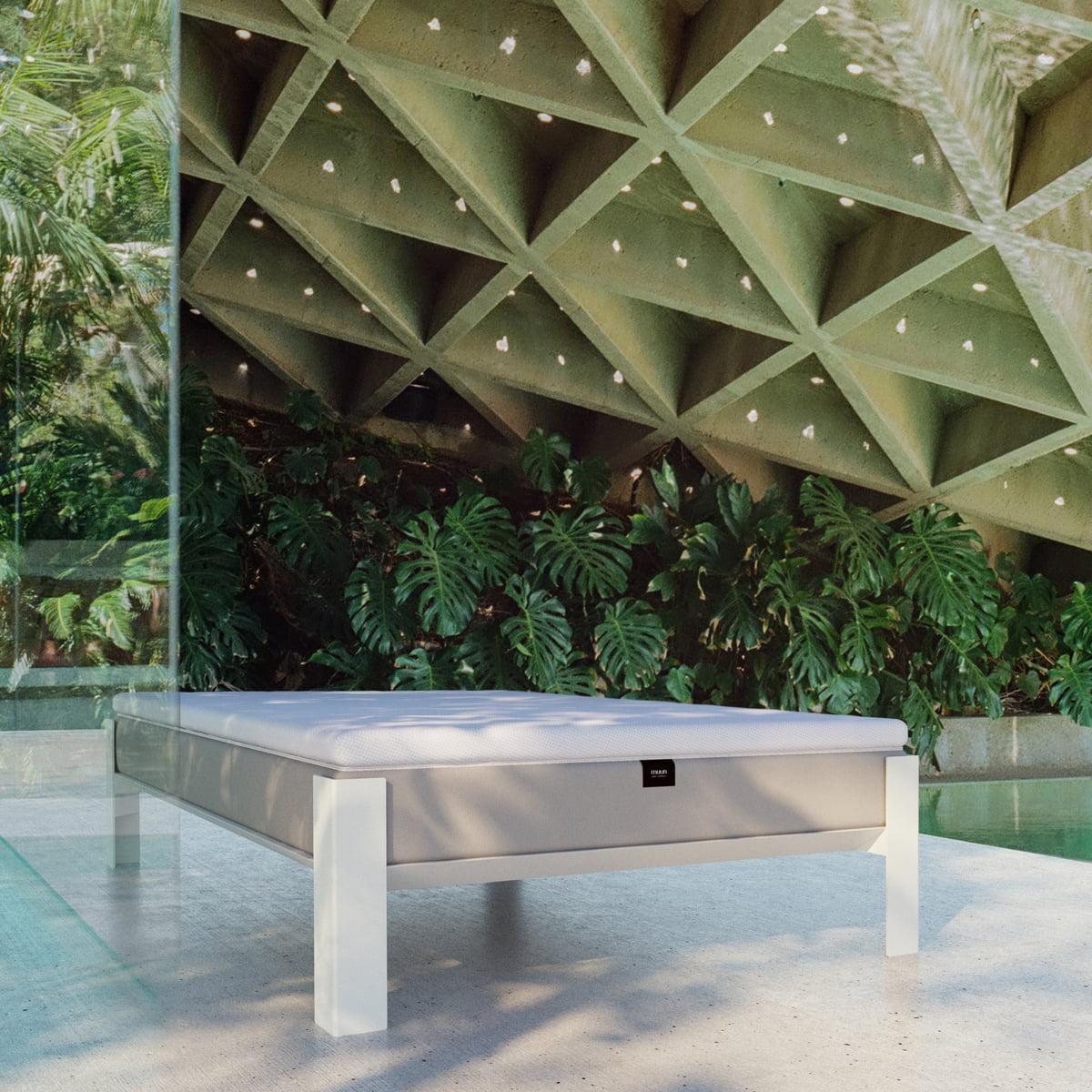 bed by muun connox shop. Black Bedroom Furniture Sets. Home Design Ideas
