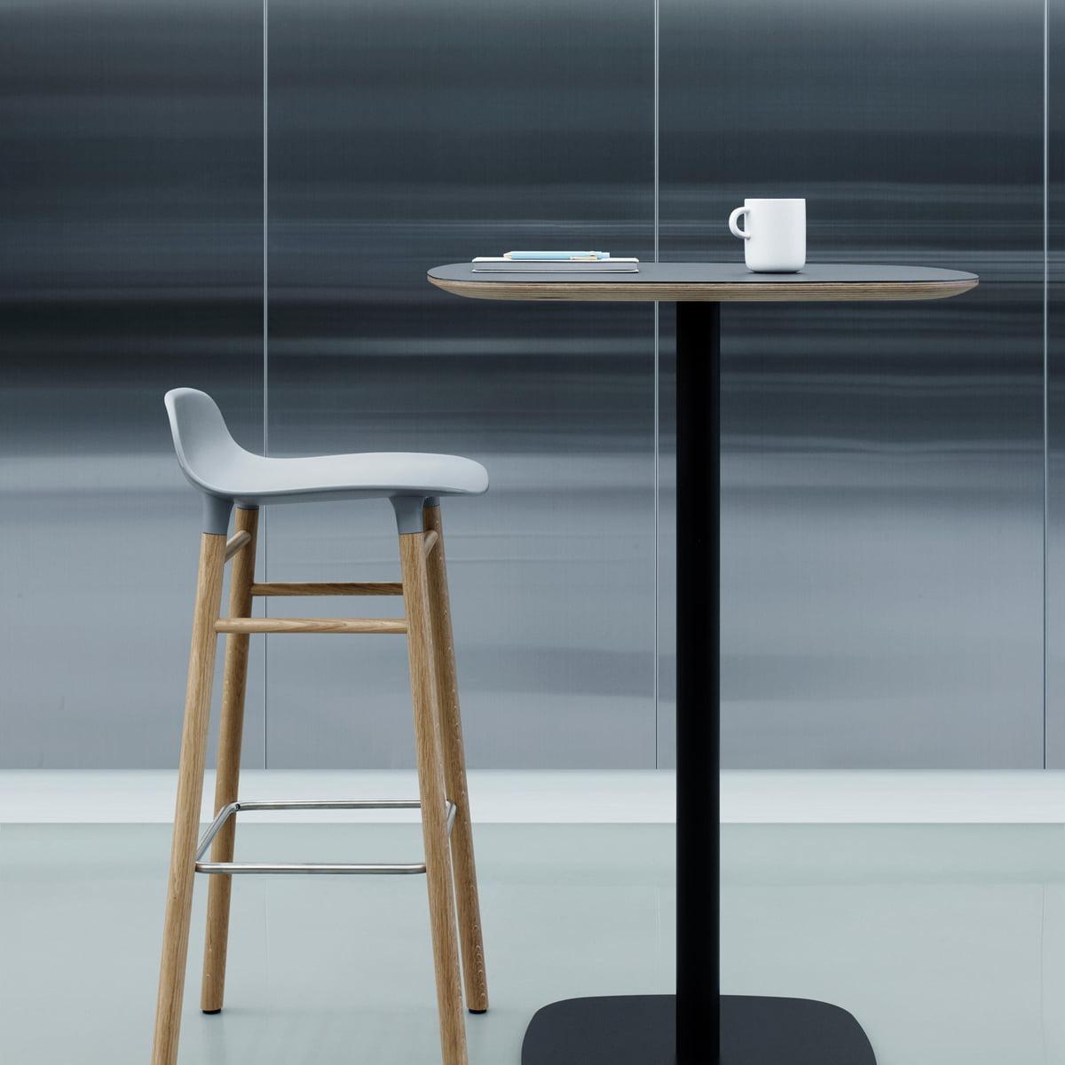 Form Bar Stool 65 Cm By Normann Copenhagen