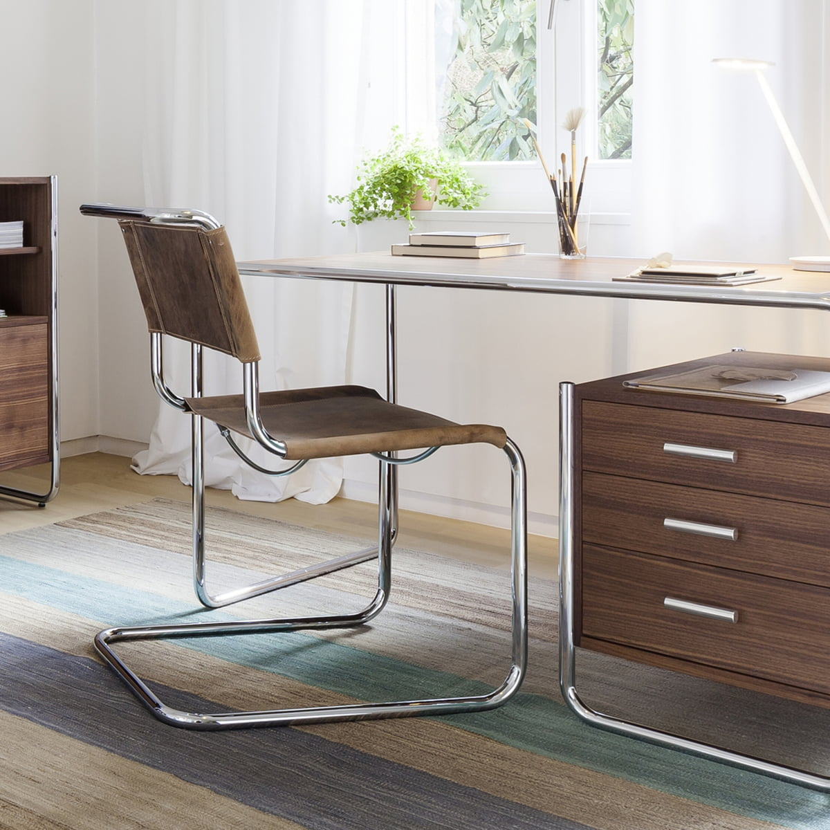 S 33 Cantilever Chair By Thonet