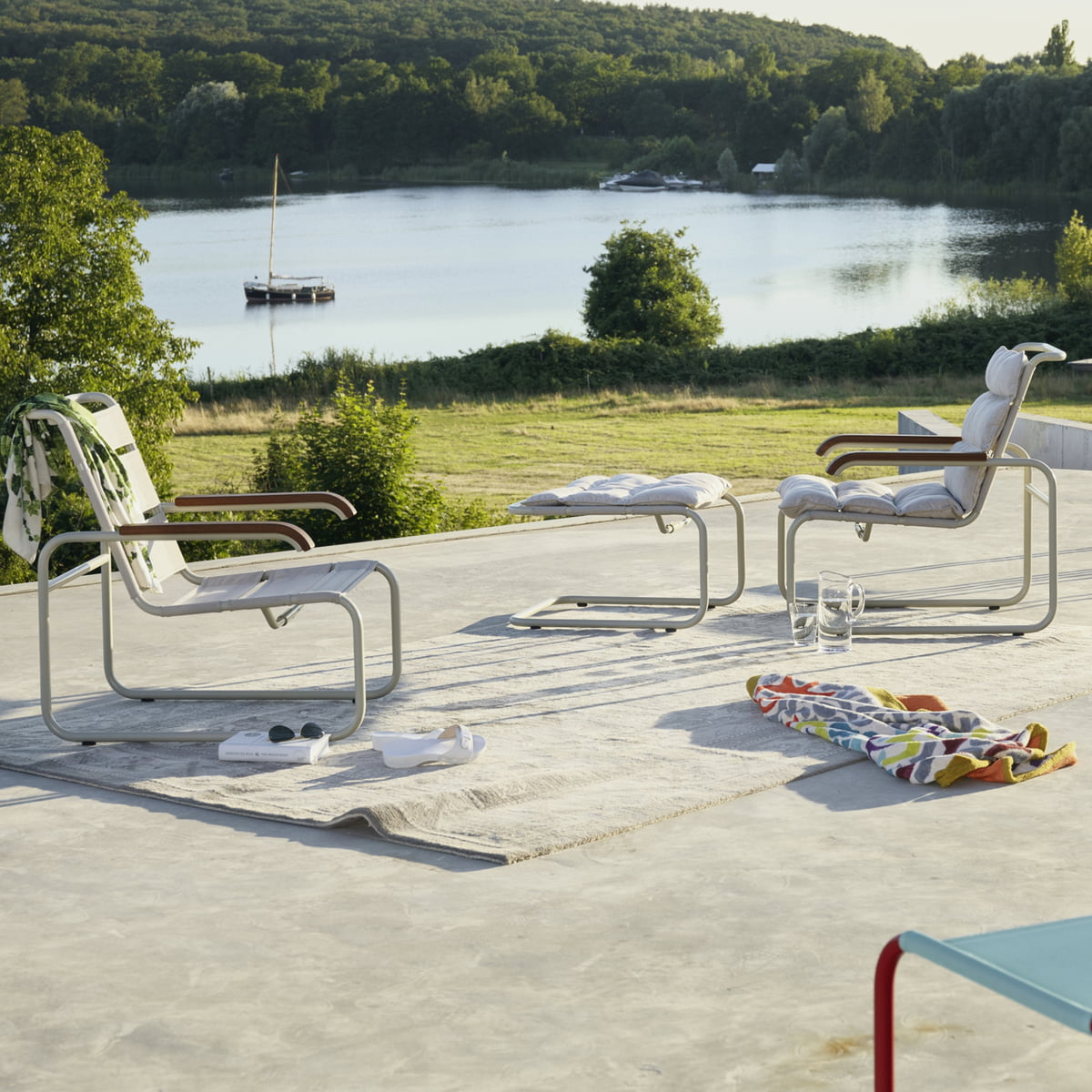 Lovely S 35 N All Season Chair With S 35 NH All Season Stool By Thonet