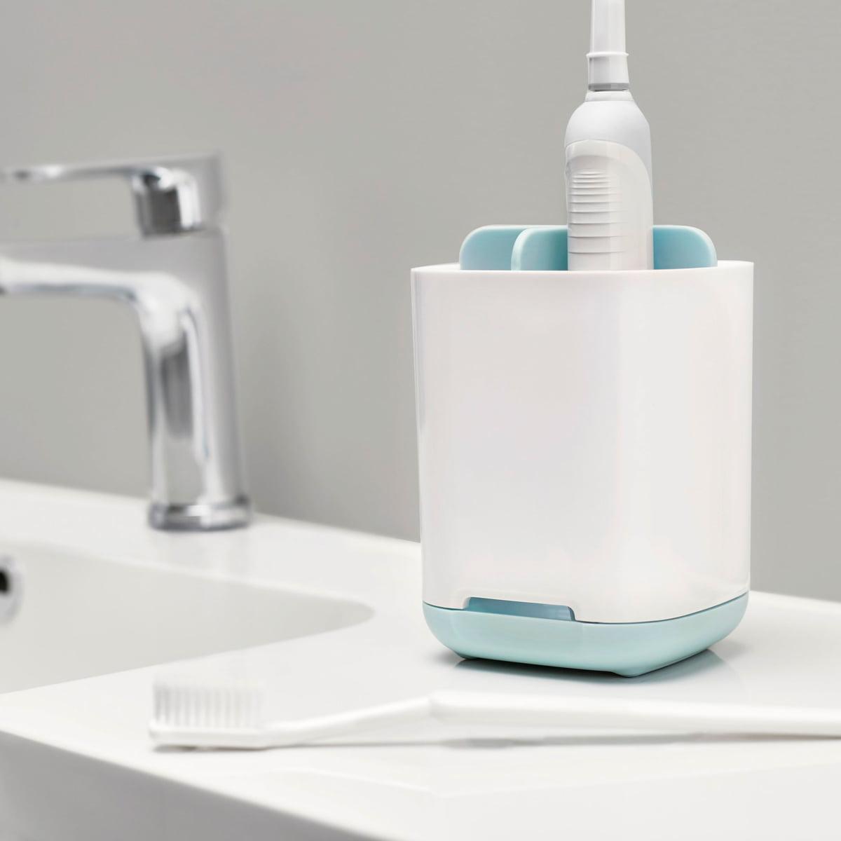 Easy-Store Toothbrush Holder by Joseph Joseph
