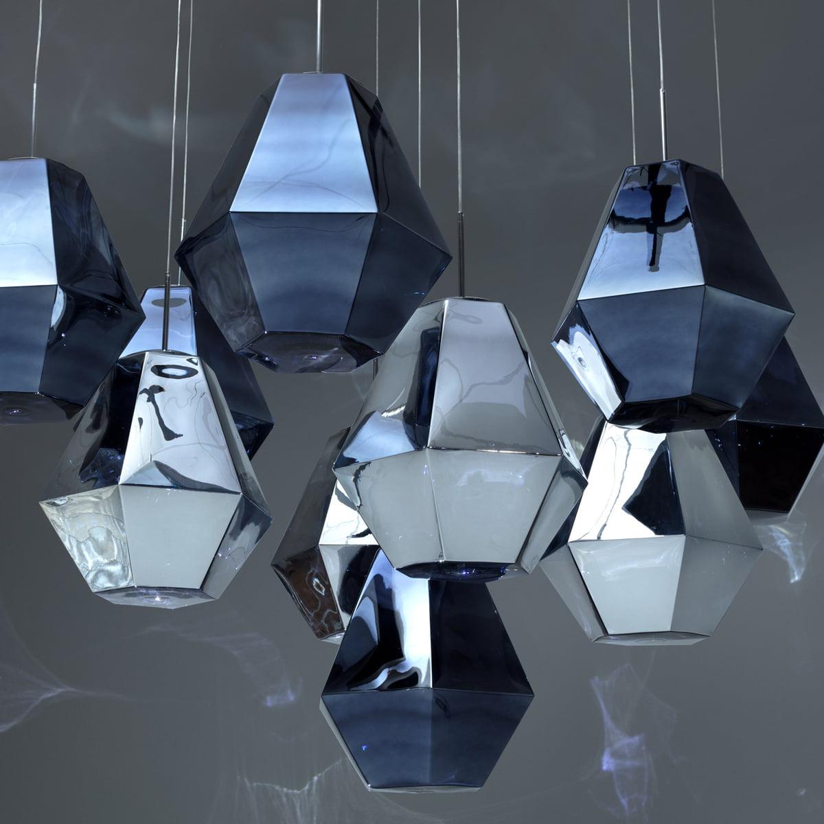 Cut Pendant Lamp By Tom Dixon