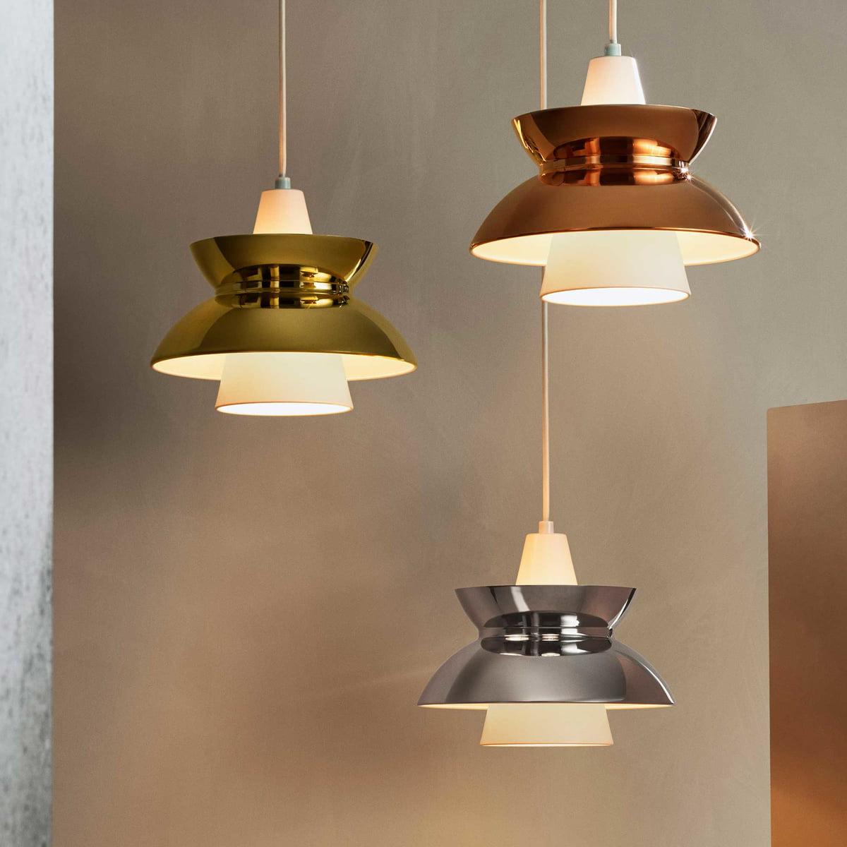buy the doowop pendant lamp by louis poulsen. Black Bedroom Furniture Sets. Home Design Ideas