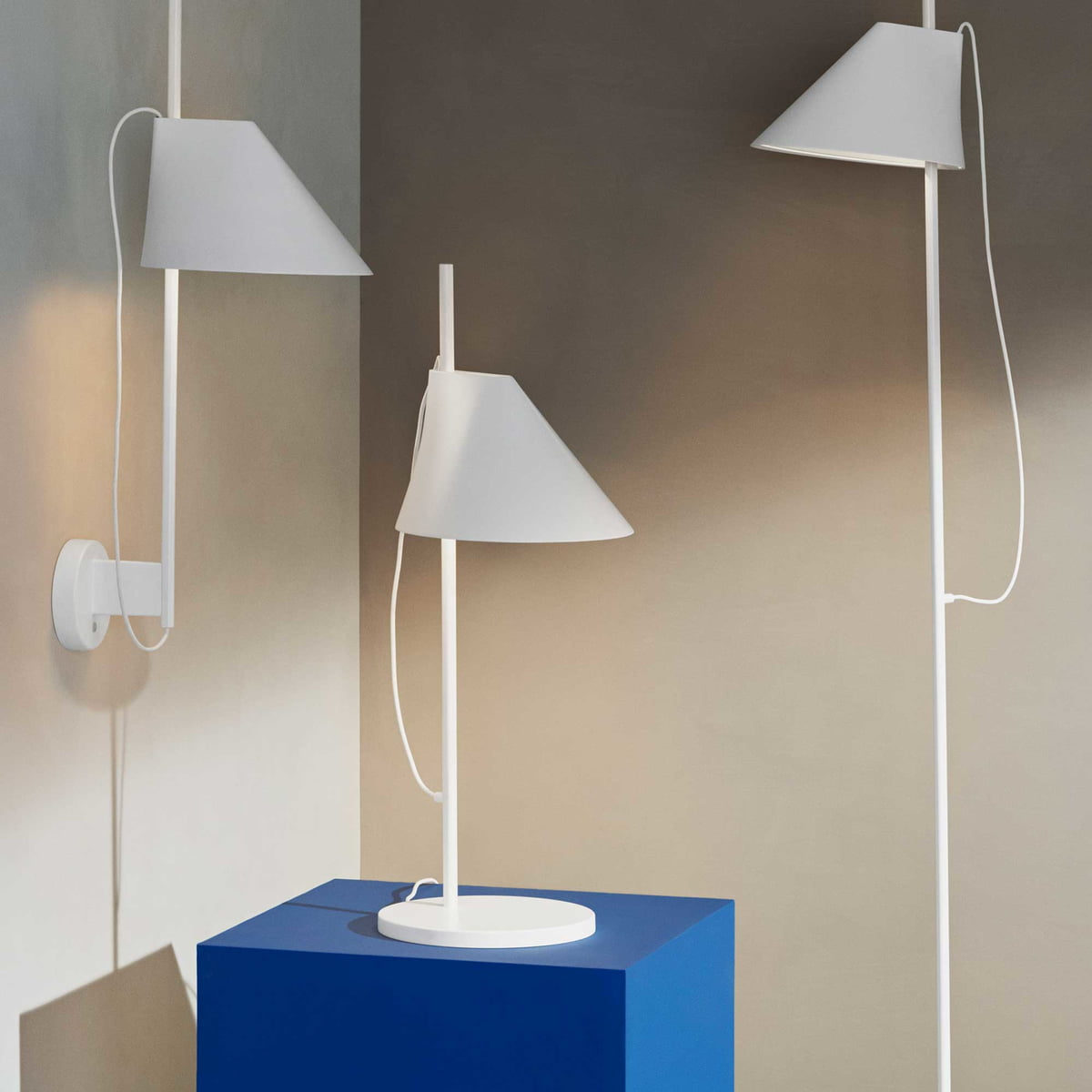 buy the yuh floor lamp led by louis poulsen. Black Bedroom Furniture Sets. Home Design Ideas