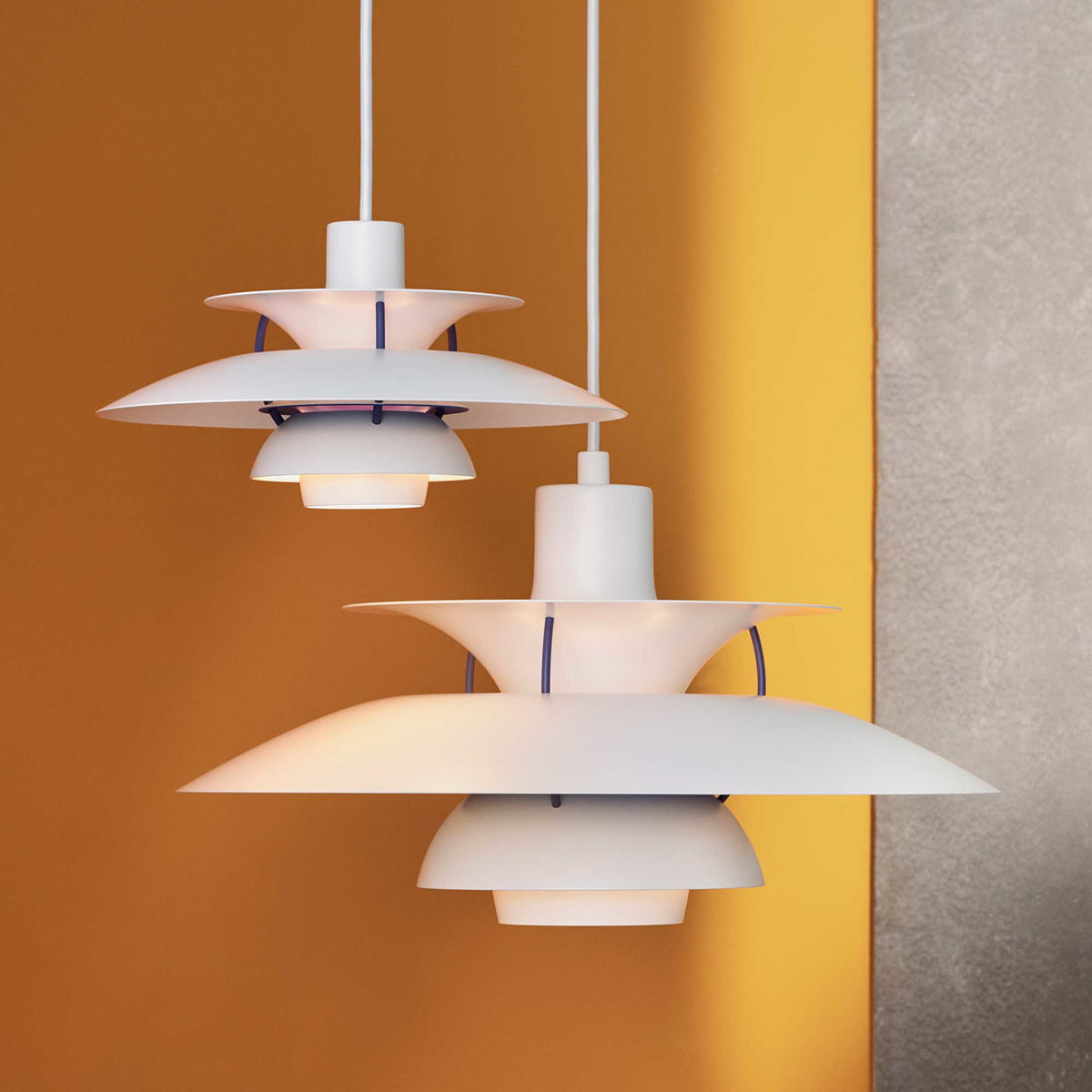 Ph 5 mini pendant lamp by louis poulsen louis poulsen ph 5 mini pendant lamp aloadofball Choice Image