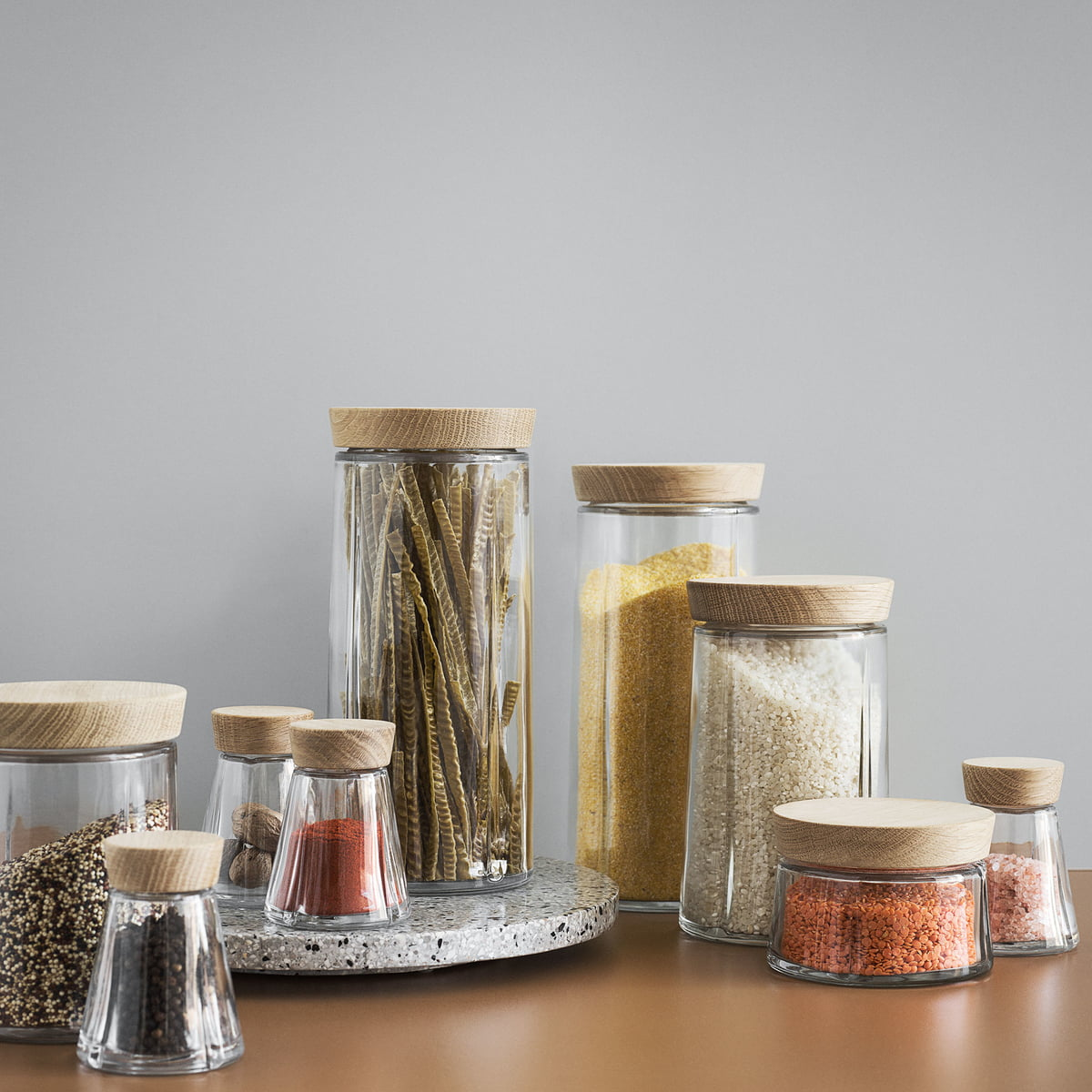 Grand Cru Storage Jars By Rosendahl In Our Shop