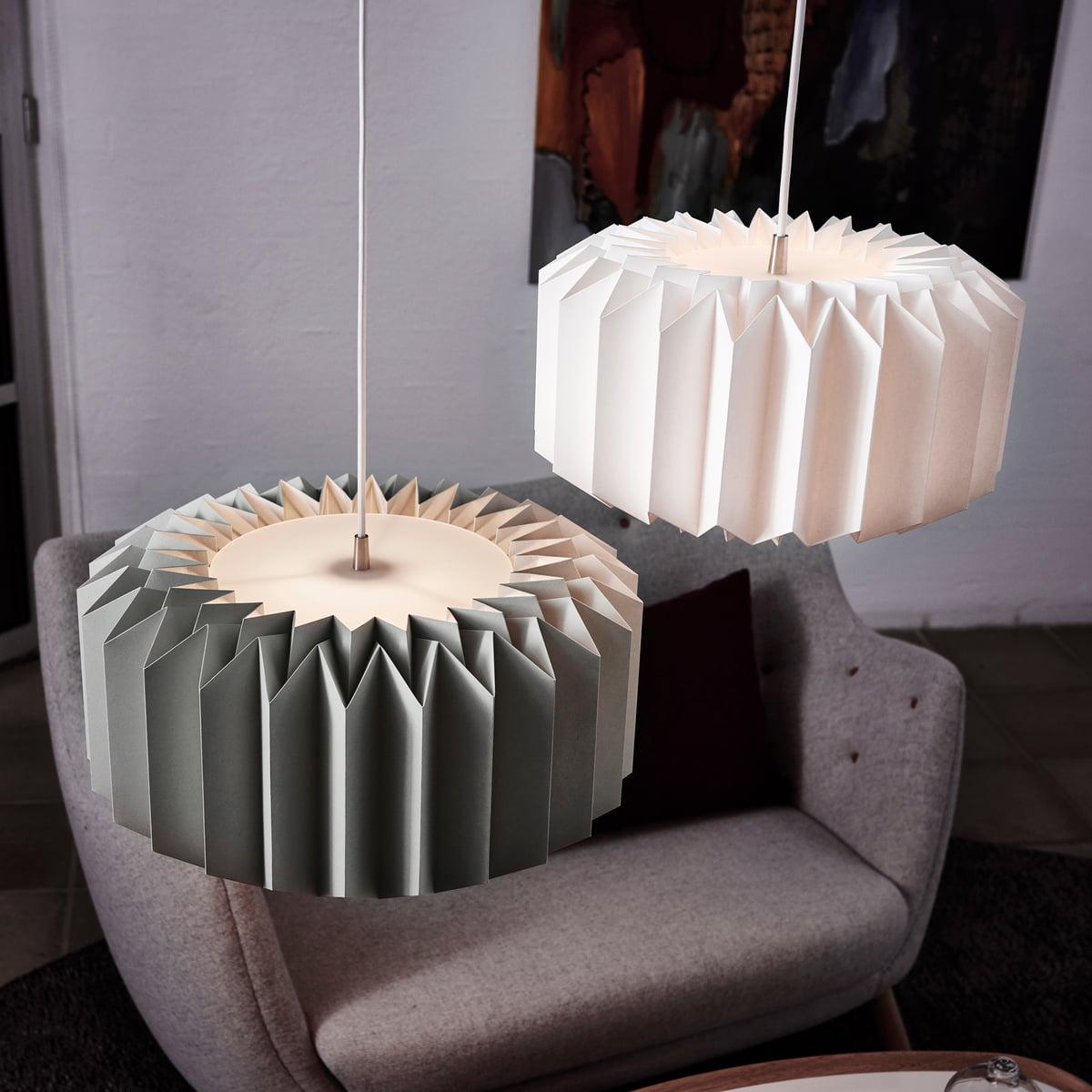 Nice 154 Paper Lamp by Le Klint | Connox JH59