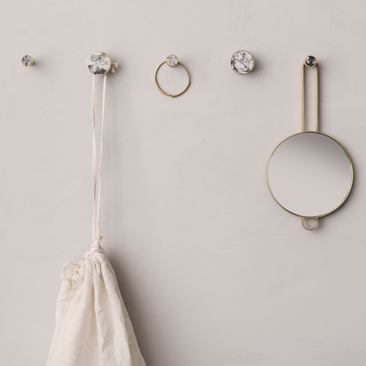 Wall Hooks by ferm Living   Connox