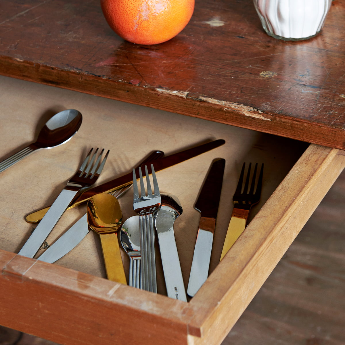 Hay - Everyday Cutlery / Sunday Cutlery & Everyday Cutlery by Hay | Connox