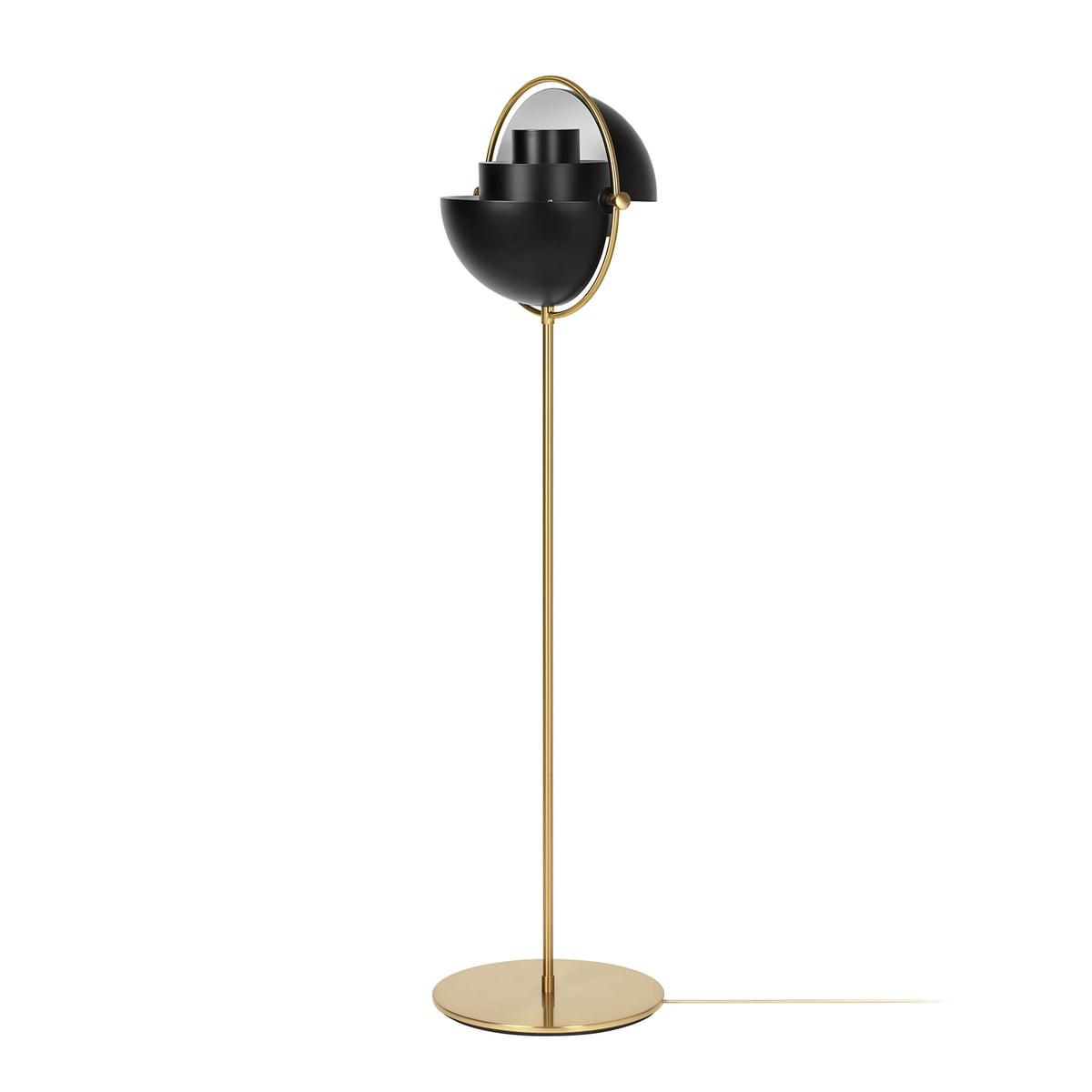 Multi-Lite Floor Lamp by Gubi | Connox