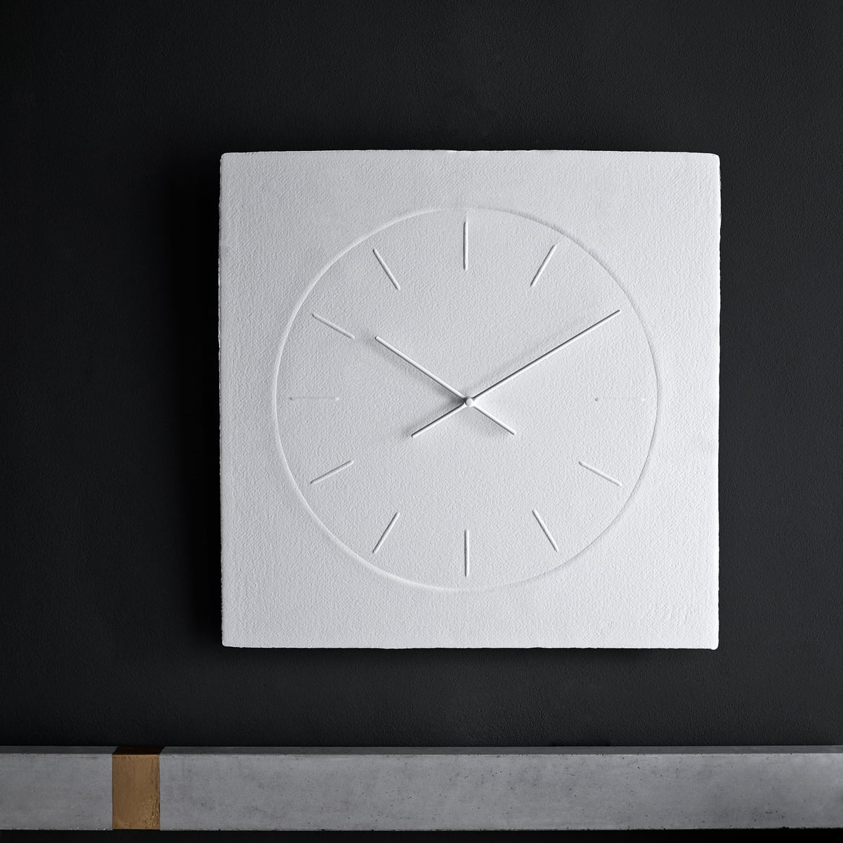 Wall clock by Mia Lagerman by Fritz Hansen