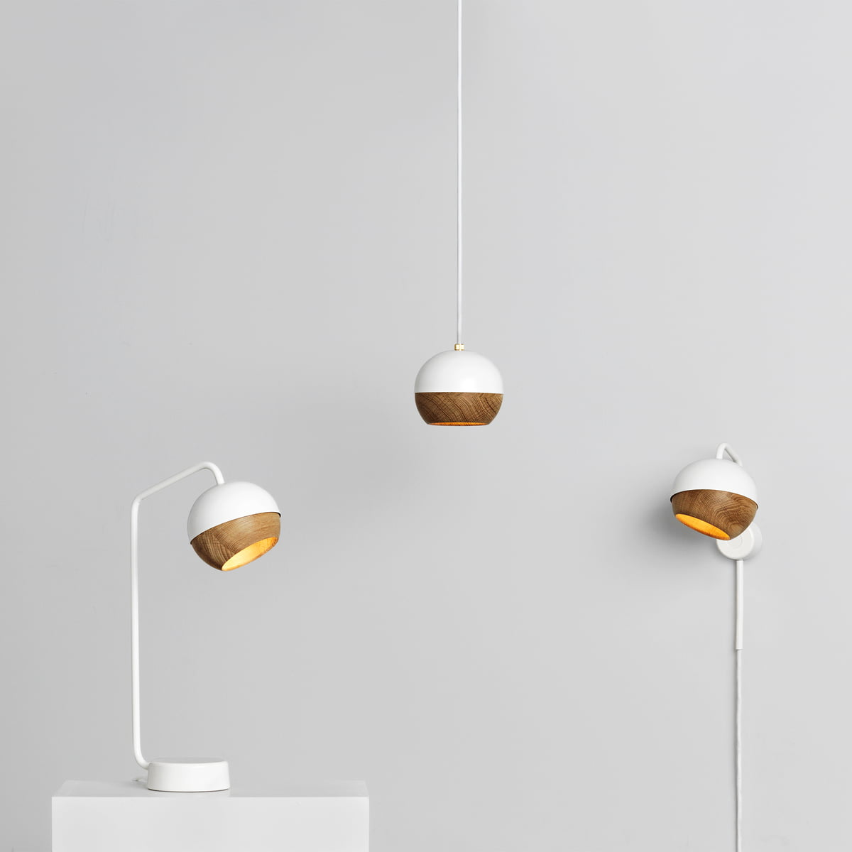 Ray Pendant Lamp By Mater Connox