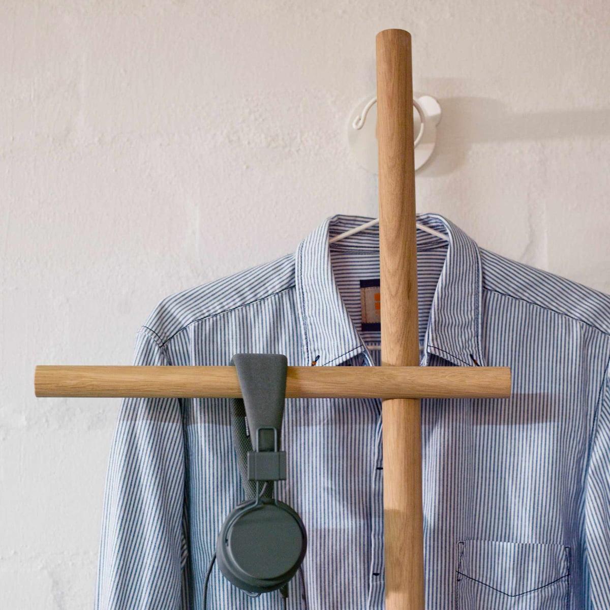 Wendra Towel Rack Coat Rack Kommod