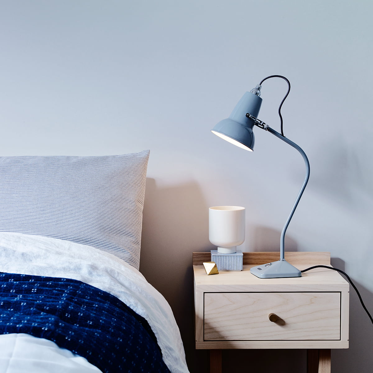 Original 1227 mini table lamp by anglepoise connox anglepoise original 1227 mini table lamp aloadofball Gallery