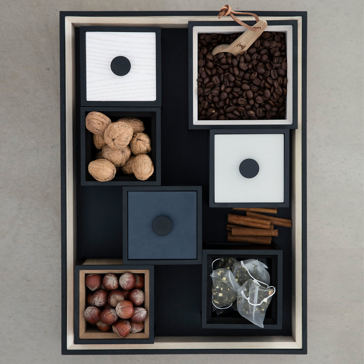Frame box from by Lassen in the Interior Design Shop