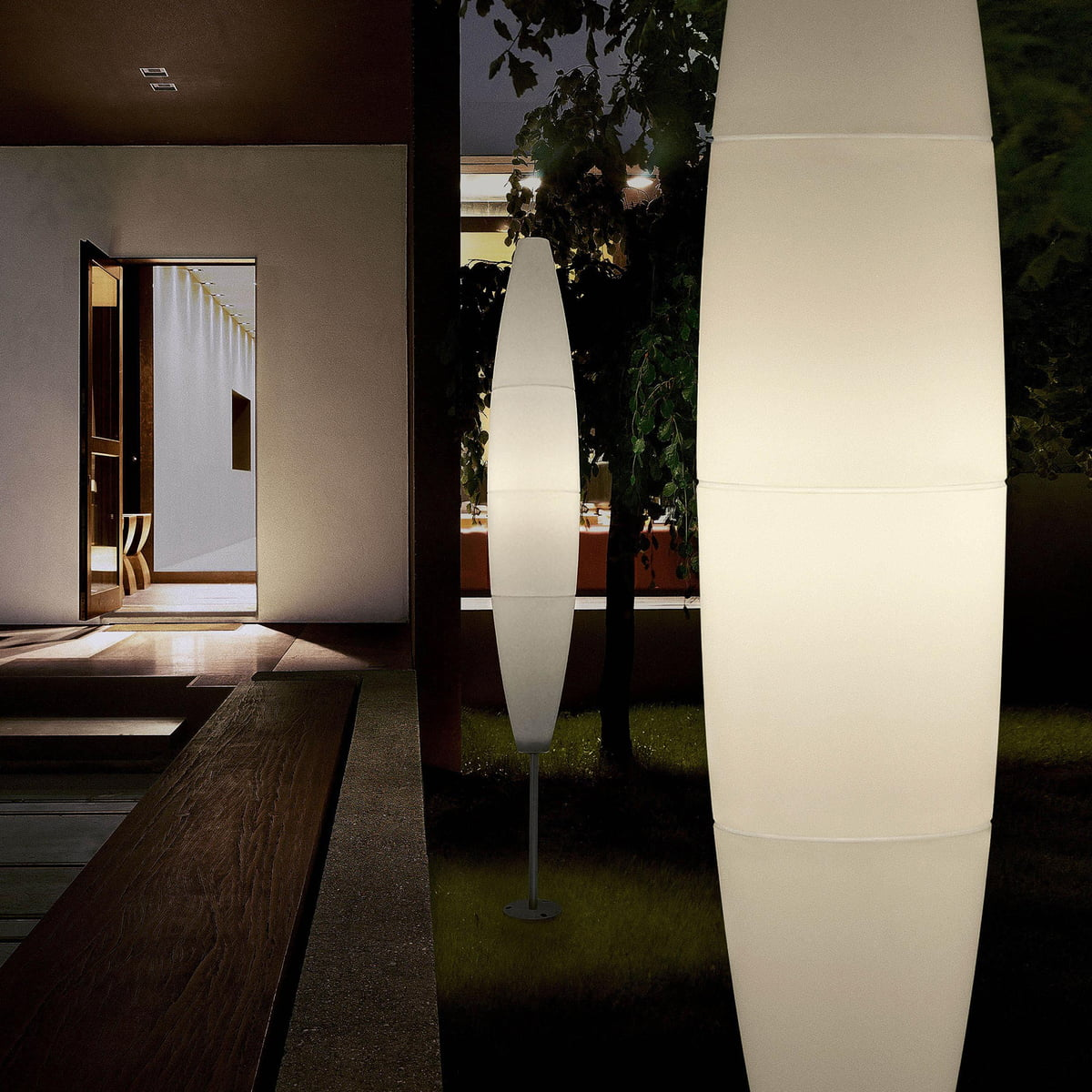 Havana floor lamp by foscarini connox foscarini havana outdoor floor lamp workwithnaturefo