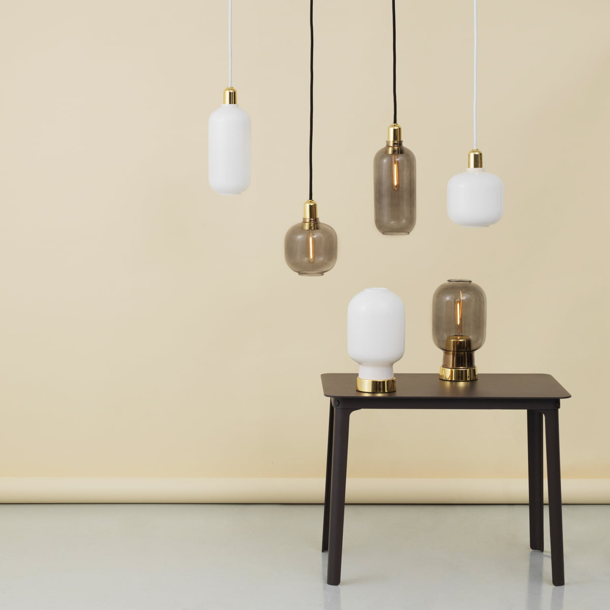 Amp Pendant Lamp By Normann Copenhagen