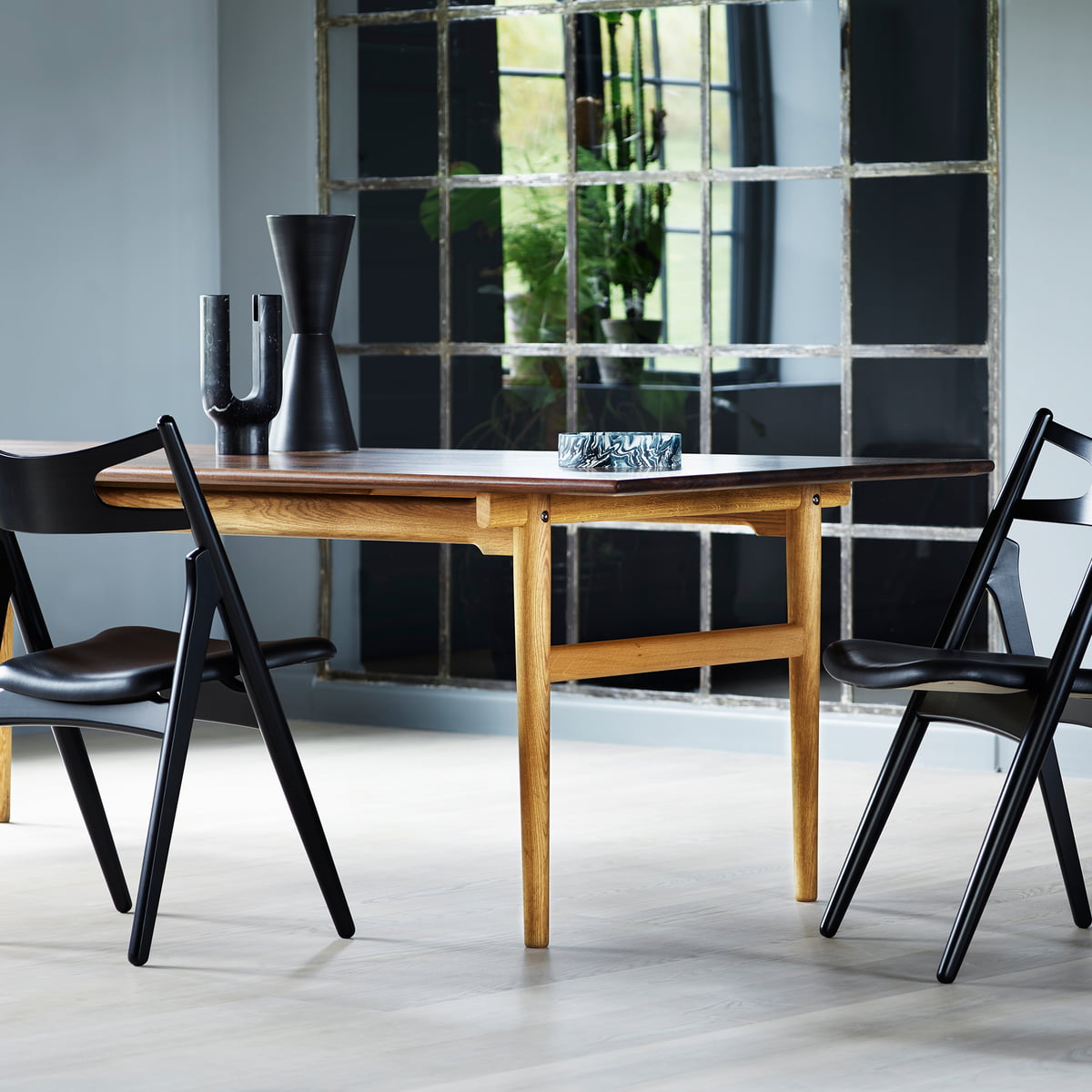 The Carl Hansen Ch327 Dining Table