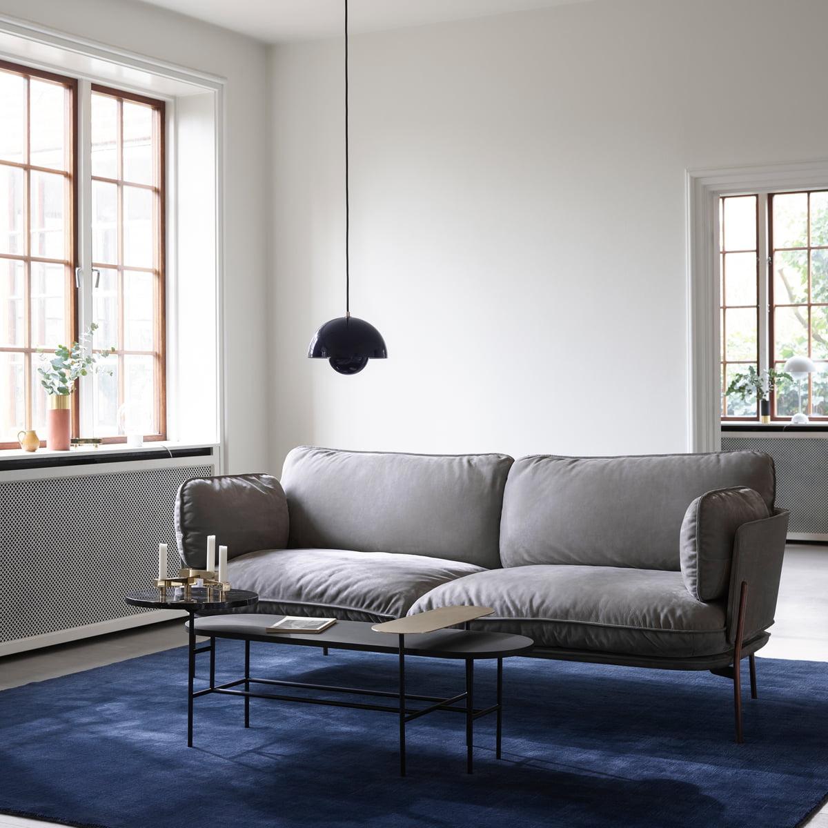 Cloud Sofa Ln 3 2 Von Amp Tradition Connox