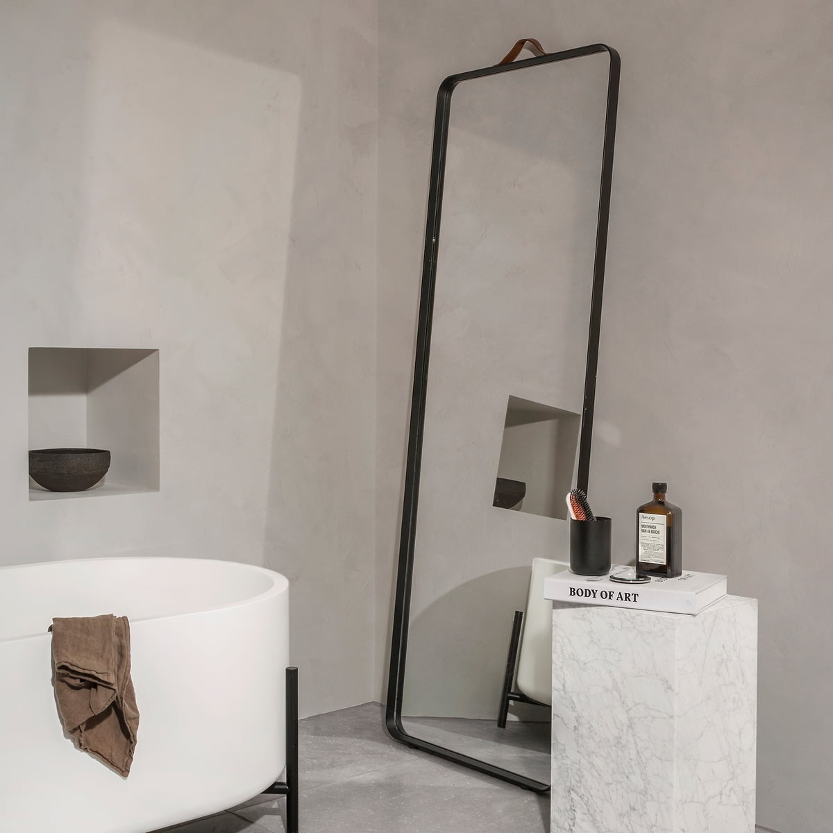Norm Floor Mirror by Menu | Connox Shop