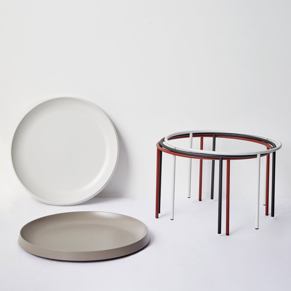 Tulou Side Table By Hay Connox