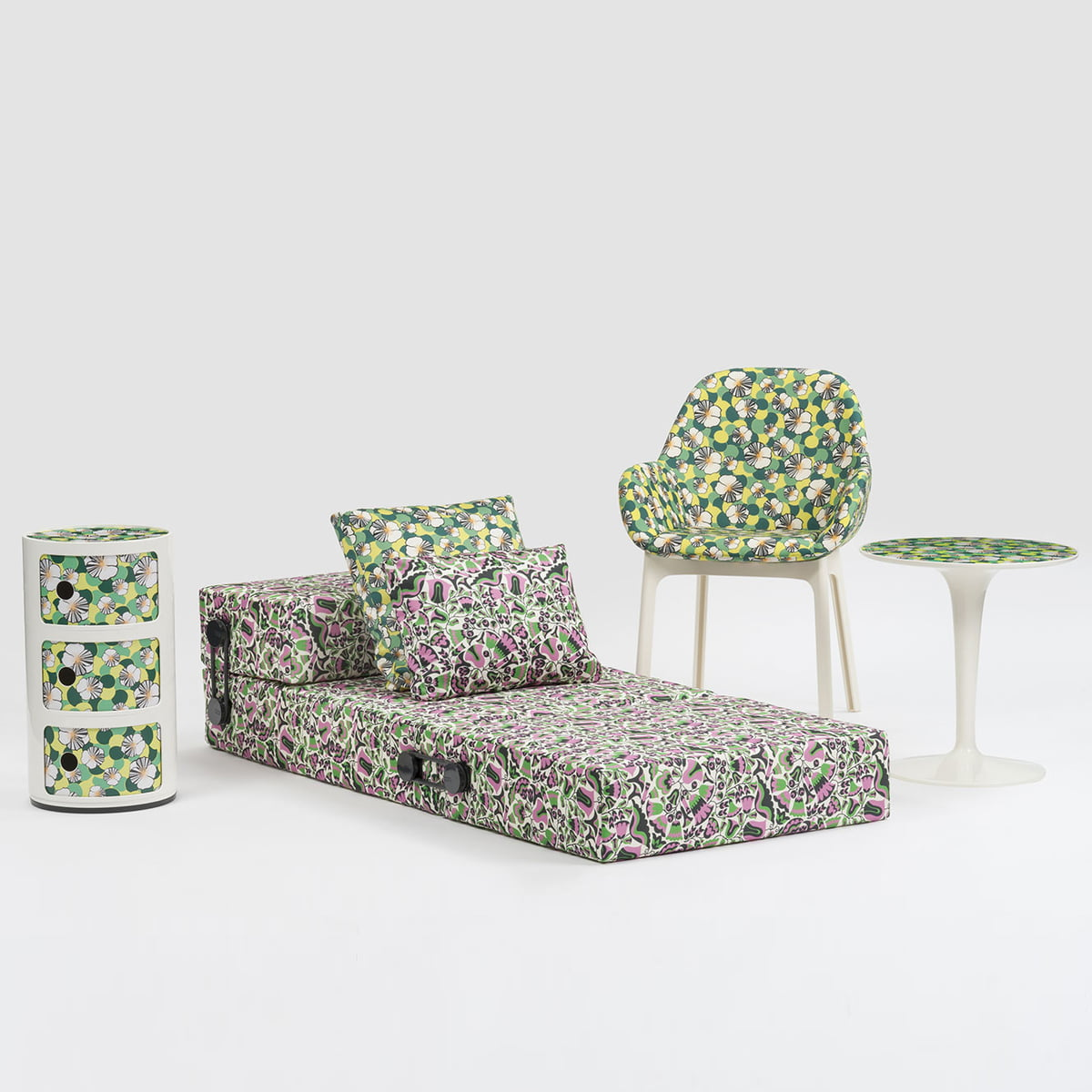 La double j collection by kartell