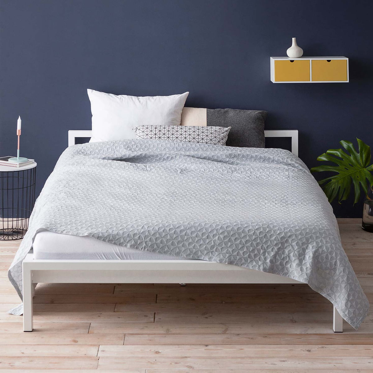 Tweepersoonsbed 140 Cm.Pure Bed By Hans Hansen In The Shop