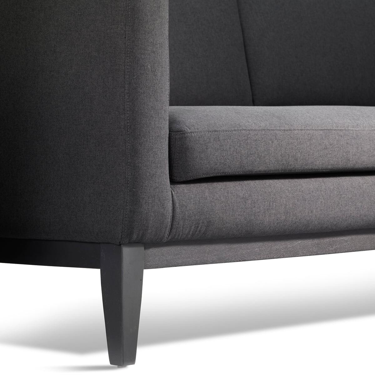 Verführerisch Couch Dunkelgrau Dekoration Von Design E Stockholm - Day Dream Sofa,