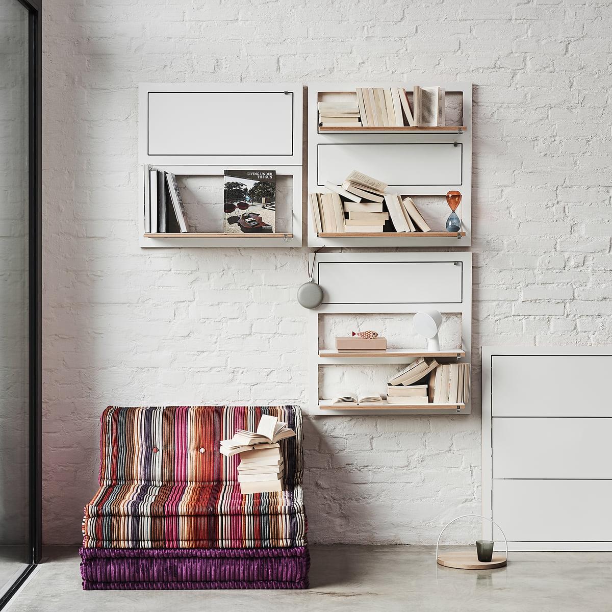 Shelf for Rack Gray 100x40 cm a brace Shelves Shelf