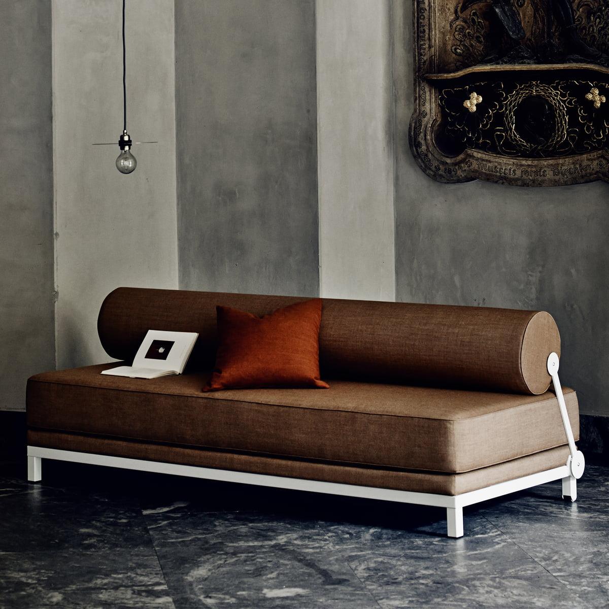 Black Upholstered Daybed